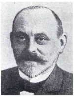 Legatets stifter, Johannes Birch